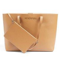 Wholesale travel bags sets resale online - Designer Handbags Purse Fashion Women Bags Travel Leather Zipper Handbag Bag Accessories Female Designer Bag Wallet set