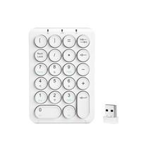 teclado para superficie al por mayor-Teclado numérico inalámbrico, Mini-22-Key Teclado numérico de Contabilidad Financiera de Pro Surface ordenador portátil / PC /, HW159 de carga USB