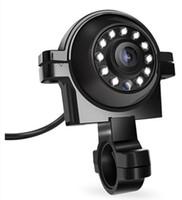Wholesale bus rear view camera for sale - Group buy 30pcs Night Vision Photosensitive Bus Forward looking HD Camera Truck Blind Spot Rear View LED Car Monitoring Reversing Image