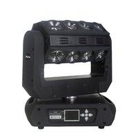 precios de quads al por mayor-Precio de fábrica Elation cabeza móvil 16 * 15W quad-color RGBW 4in1 led cabeza móvil rgbw cabeza móvil araña luz