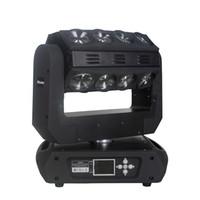 ingrosso prezzi quadrati-Prezzo di fabbrica Elation moving head 16 * 15 W quad-colore RGBW 4in1 led moving head rgbw moving head spider light
