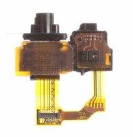 замена для sony xperia z1 оптовых-Шлейф для Sony Xperia Z1 L39h C6903 / C6902 Замена наушников Лента