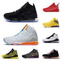 Mejor Zapatos Nike LeBron Soldier 13 Negro Triple Hombre