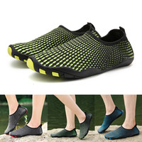 Wholesale yoga toes shoes for sale - Group buy Water Shoes Summer Men Women Outdoor Yoga Barefoot Aqua Socks Quick Dry Swim Surfing Beach Shoes Trainers Sandals Footwear Plus size