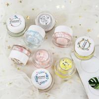 Wholesale full shine resale online - HANDAIYAN glitter gel color fairy colorful eye makeup Mermaid glitter gel shine and highlight eye shadow glitter gel