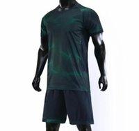 futbol takımları toptan satış-Üst Eğitim Erkekler Mesh Performans Özelleştirilmiş futbol Üniformalar kitleri Spor Futbol Jersey Formalar ile Şort Futbol Giyim özel aşınmasını belirler
