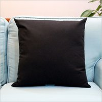 Wholesale cotton canvas pillow cover wholesale for sale - 30pcs x12 inches oz Pure Cotton Dyed Canvas Cushion Cover Solid Colors Cotton Canvas Pillow Cover Colors Stock Available