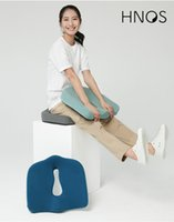 oficina de terapia al por mayor-Hnos silla del asiento Mat Cojín cóccix silla de masaje Volver cojín del amortiguador de la siesta Oficina Terapia Callipygian