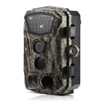 wildlife spiel kamera großhandel-Jagd Trail Kamera 18MP 1080 P Wildlife Scouting Jagd Kamera 0.6S Trigger Infrarot Nachtsicht Wild Game