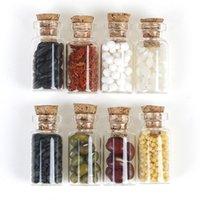 miniatur sammlerstück großhandel-4Pcs nette 1:12 Puppenhausminiaturminigewürzflasche Möbelspielzeugabgleichung für sammelbares Geschenk