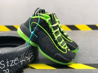 Wholesale penny floor for sale - Group buy 2020 New Designer Penny Hardaway Mens Basketball Shoes Luxury Fashion Designer Shoes G Dragon green Trainers Sneakers Size