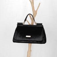европейские сумочки оптовых-Дизайнер-2019 новые сумки сумки европейских и американских конский волос Sicily емкость плюшевой шерсти сумка поколения жира