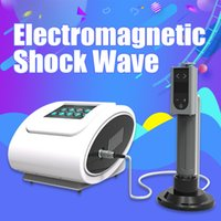 Wholesale shock can resale online - Loweswt intensity physical shock wave machine for ED dysfunction therapy shock wave machine handle can adjust intensity and frequency