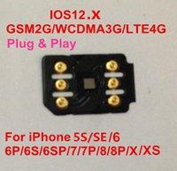 desbloqueio de sim móvel venda por atacado-Grátis DHL NEWEST Onesim desbloqueio iOS 12.3 e iOS 12.3.1 para EUA / T-Mobile, Sprint, Fido, DoCoMo outras operadoras Turbo Sim
