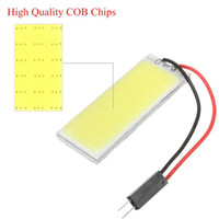 Wholesale hid bulb adapter for sale - Group buy 10sets LED V COB LED Panel Xenon HID Dome Map Light Bulb T10 BA9s Light Adapter Car Interior Lamp Car Accessaries Car Styling