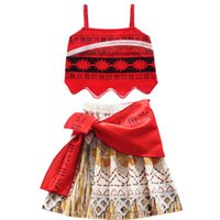 ingrosso costumi americani della ragazza-Nuove ragazze europee e americane i bambini vestono il vestito da principessa Movie Costume Cosplay Bambini Costume di Halloween per ragazze Party Dress