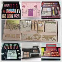 Wholesale i makeup for sale - Group buy The Summer Collection Momager kylie Makeup Set take me on vacation silver series holiday chrismates weather collection big box I WANT IT ALL