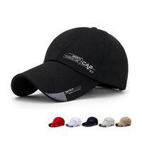 набор цветных лент оптовых-Мода Бейсболка Sport Snapback Cap Регулируемые Шапки Летние Дышащие Шляпа Sun Hat Хип-Хоп Шапки Бейсбол Для Мужчин Женщин DBC VT1759