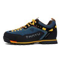 ingrosso scarpe da corsa libera del merletto del mens-Mens Designer Sneaker Sport all'aria aperta Scarpe da corsa Casual Primavera Autunno Lace Up Scarpe da trekking Spedizione gratuita