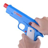 Wholesale soft bullets gun for sale - Group buy Children s Toys Can Fire Bullets Soft Bullet Gun Model Police Telescope Handcuffs Set Toy Gun Healthy Outdoor Sports
