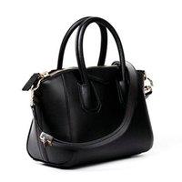sac boston noir fashion achat en gros de-Antigona noir sac fourre-tout sac à bandoulière célèbre designer sacs à bandoulière sacs à main en cuir sac à bandoulière à la mode sac à main femme Messenger sacs bourse