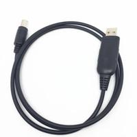vértice walkie talkie al por mayor-Programación USB Walkie Talkie para radios Yaesu Vertex FT-7800/7900/8800/8900