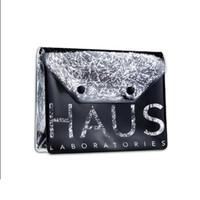 bolso negro al por mayor-Corea versión de la rómbica geométrico plegable bolsa bolsa de embrague cosmético tendencia de la moda cadena solo hombro bolso de la señora paquete diagonal