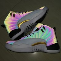 2bacf9ef856 Wholesale retro 12 resale online - RETRO CNY basketball shoes for mens  designer shoes Chinese New