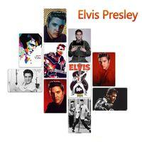 elvis posteri toptan satış-20 * 30 cm Şarkıcı Elvis Presley Metal Tabelalar Vintage Posterler Metal Plak Kulübü Duvar Ev sanat metal Boyama Duvar dekor Sanat Resimleri