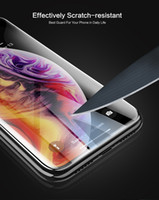 Wholesale color tempered glass online – Hot Sale Tempered Glass full coverage screen protector for Samsung S10e S7 Note A2 Color J2 Plus M40 m20 M10 Film