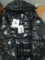 Wholesale fashion mens down jackets resale online – Mens Designer Jacket Autumn Winter Thick Coat Windbreaker Down Coat Zipper Fashion Brand Coat Outdoor Sport Jackets Asian Size Winter