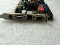 lga 755 ddr3 venda por atacado-WSB-9150-R20 motherboard industrial testado trabalhando