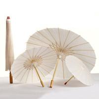 Wholesale oiled dancing for sale - Group buy Chinese Mini Craft Oil Paper Umbrellas Bridal Wedding Parasols Umbrella Retro Dance Prop Ceaft Oilpaper Size Umbrellas BH1690 TQQ