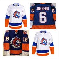 Wholesale ahl jerseys for sale - Men s AHL Bridgeport Sound Tigers Robert  Nilsson Petteri Nokelainen fde52570736