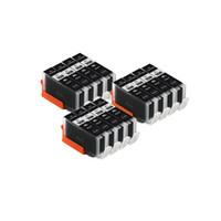 ingrosso stampanti pixma-Cartuccia d'inchiostro compatibile PGI 550 BK NERO per stampanti CANON PIXMA PIXMA MG5450 MG5550 MG5650 MG6350 MG6350 MG6650 MG6650