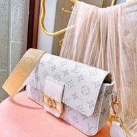 Wholesale bags for mobile resale online - leather lady messenger bag for women fashion satchel shoulder bag handbag Cross Body bag presbyopic package mobile phone purse