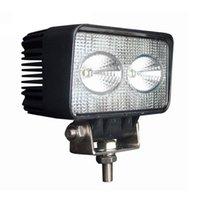 ingrosso camion della lampada principale-lavoro del LED luci led 20W LED 4.33 pollici di illuminazione di inondazione Bar guida Work Bar Vessels lampade Offroad Truck Trailers 2 anni di garanzia