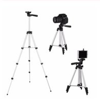 Wholesale iphone dslr for sale - Group buy Universal Portable Camera Tripod For iPhone with Rocker Arm Tripod Stand For Canon Nikon Sony DSLR Camera Camcorder Tripod Shooting rod