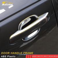 chrome Door Handle Cover Trim for 2008-2015 Mercedes-Benz GLK X204 Smart Keyhole