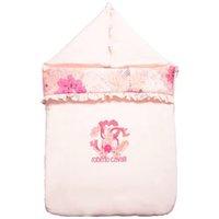 ingrosso trapunta di fiori rosa-NUOVO Sacchetto di sonno della neonata di marca Sacchetto di sonno del fiore della stampa del fiore rosa della borsa di autunno Trapunta di inverno di autunno Trasporto libero