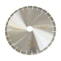 ingrosso taglio del diamante bordo-16 pollici D400mm silenzioso lame diamante Lame per Granito Cutting Edge diamante taglio Disco di pietra utensili per il taglio di un pezzo