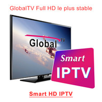 iptv android quad core achat en gros de-Abonnement IPTV 6000+ Live VOD abonnement IPTV Français USA Grande-Bretagne Allemagne Italie Espagne Portugal Portugal IPTV Pour M3U X96 MINI MXQ PRO Smart TV Android
