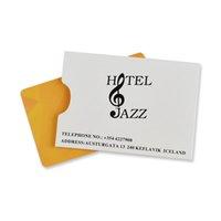 ingrosso portachiavi chiave-Titolari di carta chiave / buste di carta bianca di progettazione su ordinazione di Zuoluo nel prezzo basso