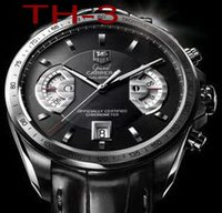 Wholesale watch f1 resale online - Top brands Men HEUER F1 Watch Stainless Steel Automatic Movment Watches men s Luxury Mechanical watches man Fashion Sports Wristwatches