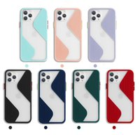 Wholesale case hard iphone fashion online – custom New Fashion Armor Case For Iphone XS MAX XR PLUS PRO MAX Translucent Matte Hybrid Hard PC Back Cover