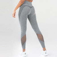 mulheres quentes vestindo meias venda por atacado-Venda quente Desgaste Dos Esportes Moto Malha Calças de Yoga Para As Mulheres Leggings de Cintura Alta Roupas de Fitness Feminino de Fitness Legging Esporte Ginásio Leggings Calças Justas