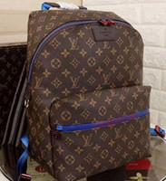 Wholesale school bag trendy resale online - Women Backpack PU Material Shoulder Bag Korean Fashion Trendy Women Messenger Bags Backpack Female Models Bags Fashion Shoulder School bag