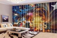 красивые маски оптовых-3d занавес окна продвижение мечтательная ночь алмазная маска декоративный интерьер красивые плотные шторы