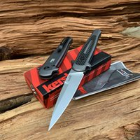 Wholesale survival products for sale - Group buy New Products OEM Kershaw tactical survival knife CPM154 aviation aluminum alloy edc Fishing pocket folding knife