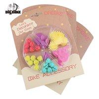 bicicletas de ruedas para niños al por mayor-DRBIKE Rueda de bicicleta Decoración Bicicleta Plástico Rayo Colorido Clip Ciclismo Accesorios para niños Bicicleta